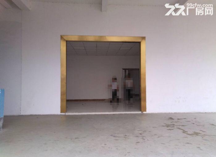 广州天河中山大道一楼1400平方厂房(现成装修院子大)-图(3)