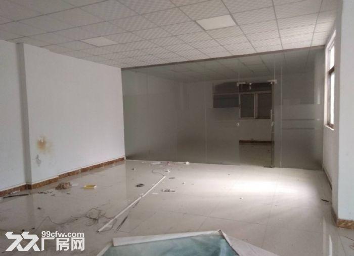 广州天河中山大道一楼1400平方厂房(现成装修院子大)-图(4)