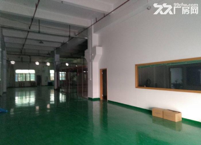广州白云金沙洲新出厂房一楼800平方(现成装修)-图(2)