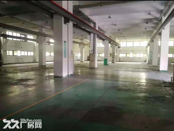 出租海沧新阳工业区1楼2800平带行车,4楼5200平-图(1)