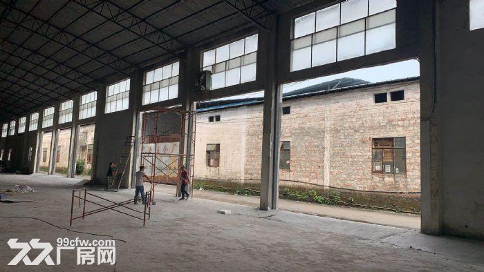 30米跨度12米中空高,2800平方米厂房仓库招租-图(2)