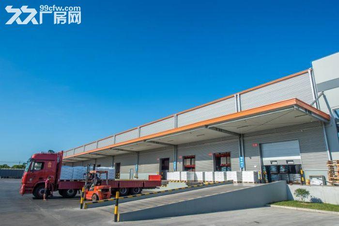 青浦物流园标准仓库出租110000-图(1)
