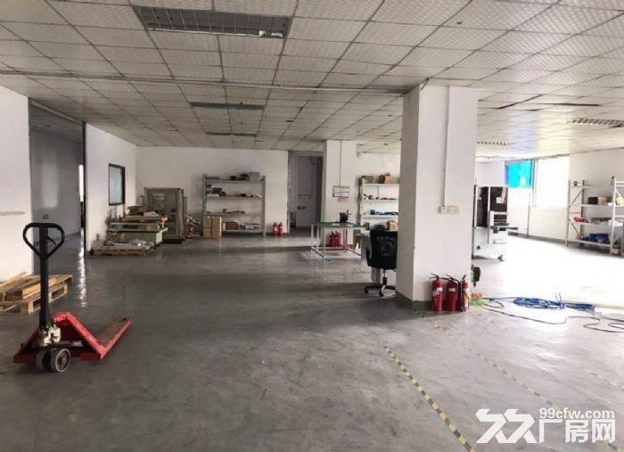 广州白云新出楼上500平,带精装办公室,水电到位厂房-图(2)