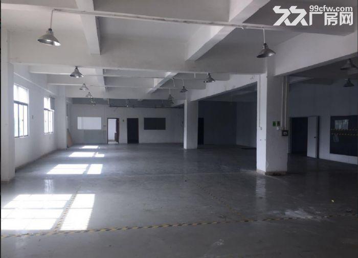 广州白云大道北新出一楼1000平,水电到位,带有精装办公室免费用-图(1)