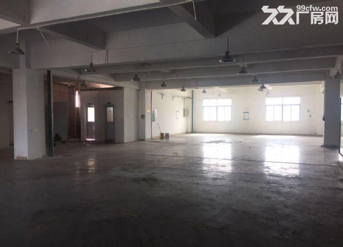 广州白云大道北新出一楼1000平,水电到位,带有精装办公室免费用-图(3)