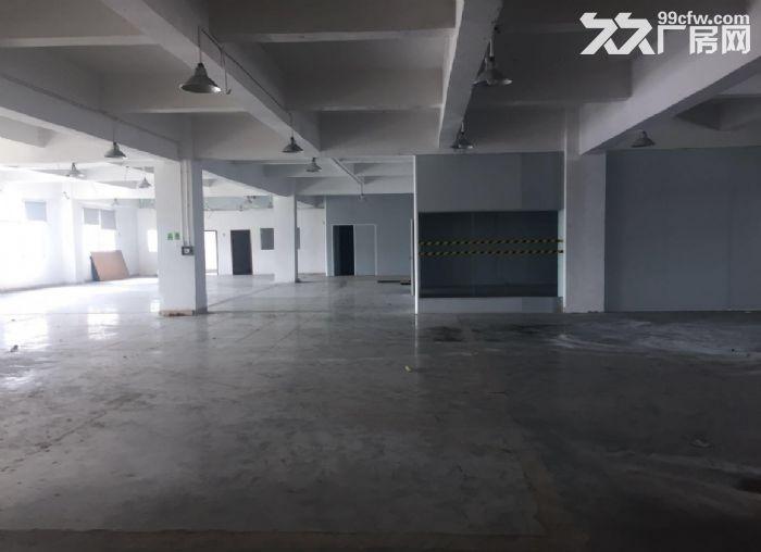广州白云大道北新出一楼1000平,水电到位,带有精装办公室免费用-图(2)