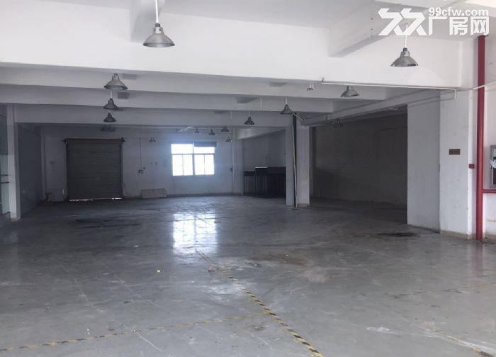 广州白云大道北新出一楼1000平,水电到位,带有精装办公室免费用-图(4)