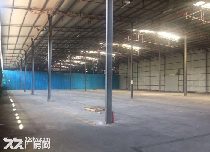 广州白云新出3200平,钢构厂房13米高,带卸货平台厂房-图(3)