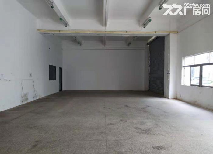 白云黄石新出一楼600平标准厂房出租-图(2)