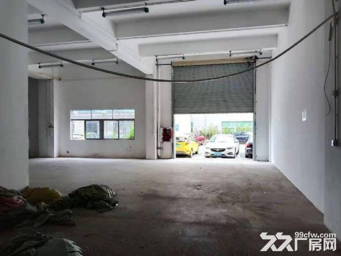 白云黄石新出一楼600平标准厂房出租-图(1)
