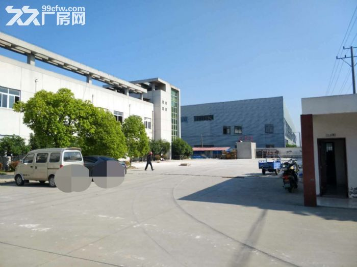 吴中区木渎独栋厂房2400平厂房招租-图(3)