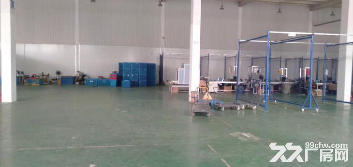 吴中区城南1800平独栋单层厂房出租-图(2)
