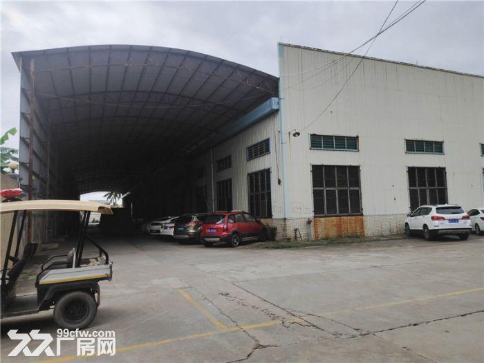 高速口旁,大路边,南沙东涌3600平方简易厂房出租-图(3)