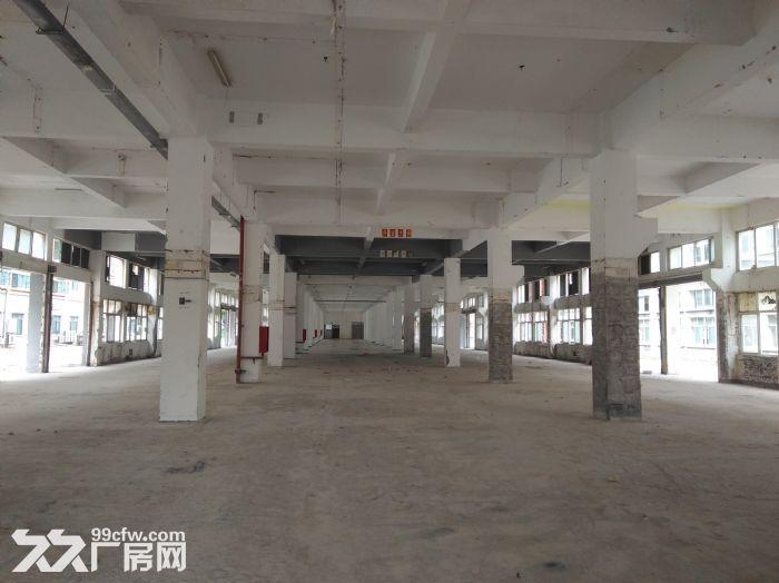 (出租)浦东中环,底楼2000平,楼上3000分租,仓储、研发、电商-图(1)