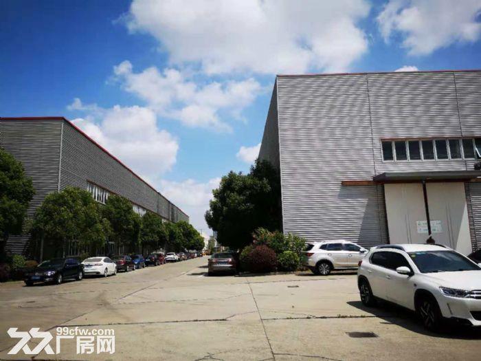 (出租)外环独院1.2万平,挑高12米带行车,环评可做,适物流组装-图(3)
