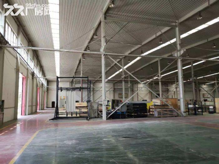 (出租)外环独院1.2万平,挑高12米带行车,环评可做,适物流组装-图(6)
