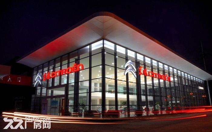 (出租)可环评!独栋独门独院!单层11米可做汽车4S店展厅维修喷漆.6千平可分-图(2)