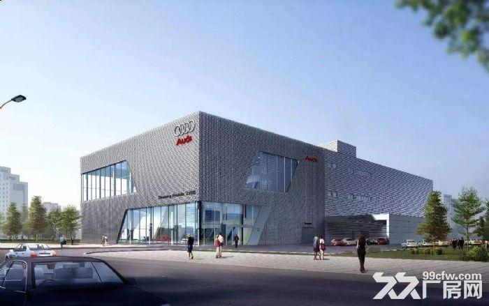 (出租)可环评!独栋独门独院!单层11米可做汽车4S店展厅维修喷漆.6千平可分-图(6)