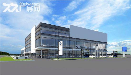 (出租)可环评!独栋独门独院!单层11米可做汽车4S店展厅维修喷漆.6千平可分-图(7)