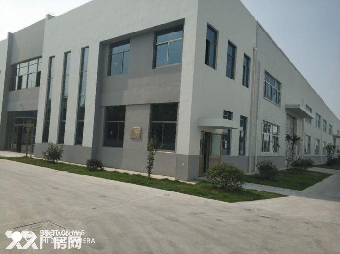 锦溪二栋单层火车头厂房出租,面积5100平-图(1)