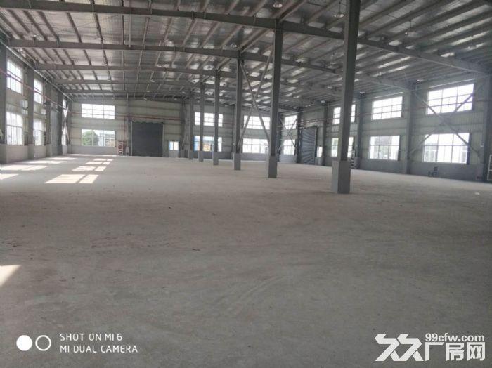 锦溪二栋单层火车头厂房出租,面积5100平-图(2)