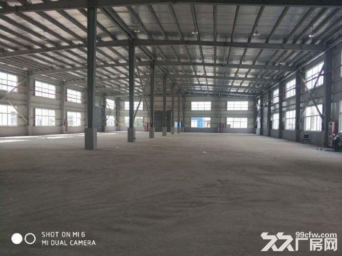 锦溪二栋单层火车头厂房出租,面积5100平-图(3)