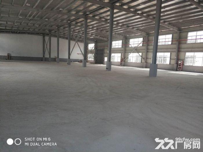 锦溪二栋单层火车头厂房出租,面积5100平-图(4)