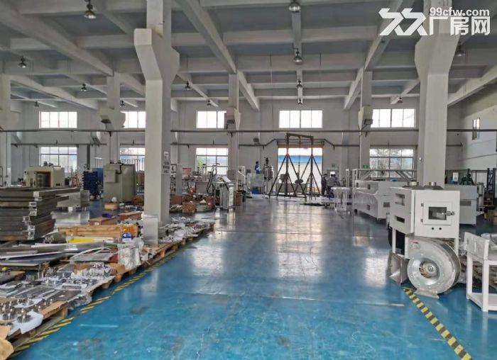 广州白云区标准独立1200平厂房,带办公室,产证齐全-图(1)