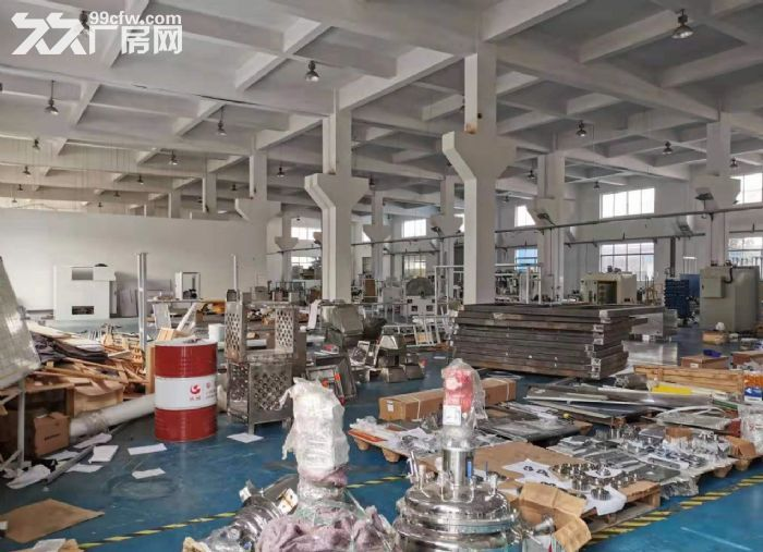 广州白云区标准独立1200平厂房,带办公室,产证齐全-图(2)