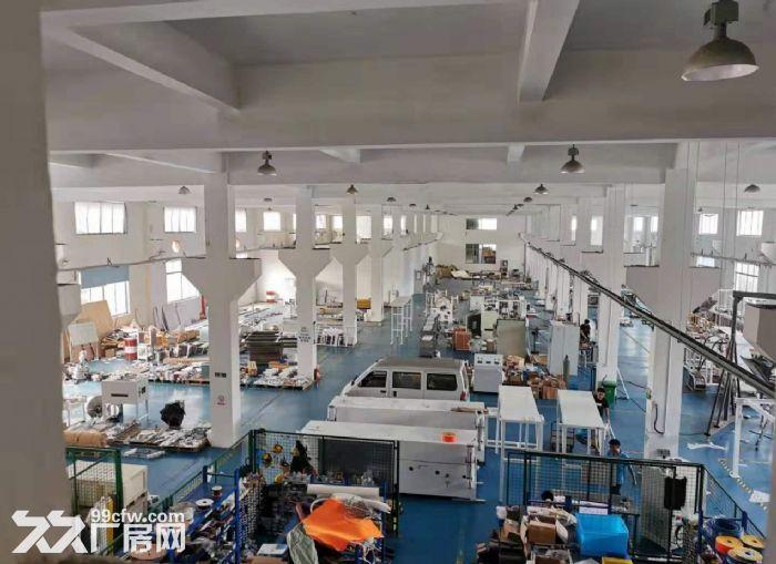 广州白云区标准独立1200平厂房,带办公室,产证齐全-图(3)