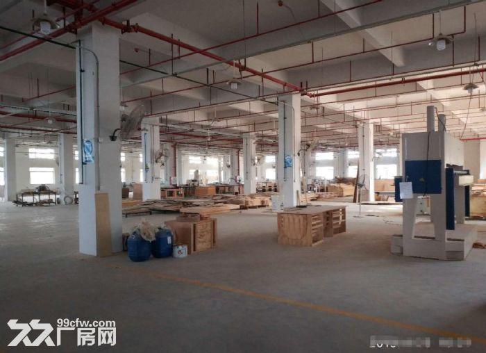 广州白云区一楼标准厂房出租1500方形象好交通便利-图(2)