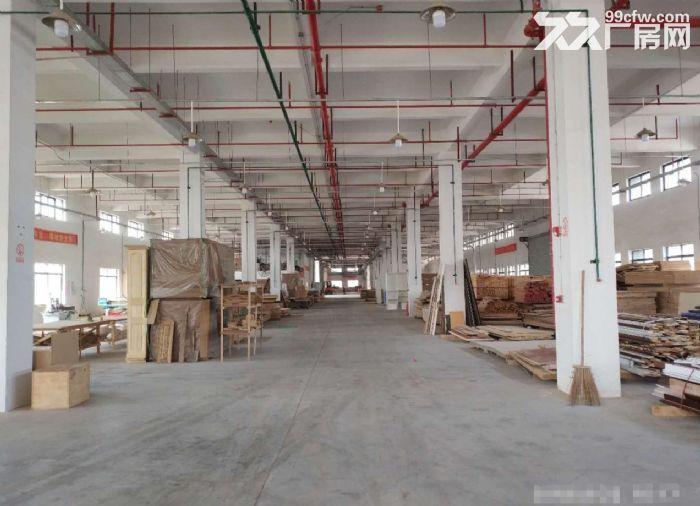 广州白云区一楼标准厂房出租1500方形象好交通便利-图(3)