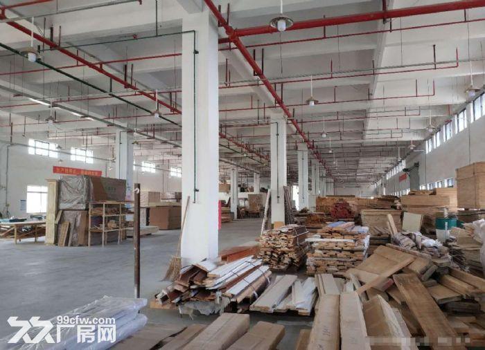广州白云区一楼标准厂房出租1500方形象好交通便利-图(4)