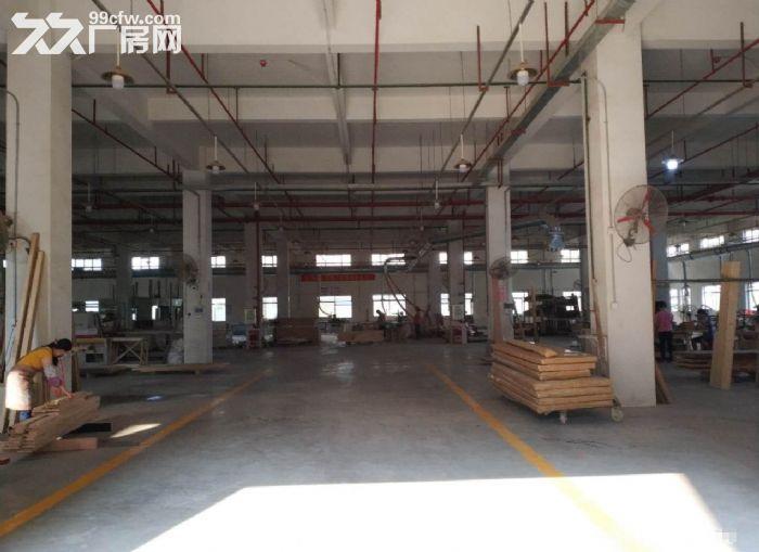 广州白云区一楼标准厂房出租1500方形象好交通便利-图(5)