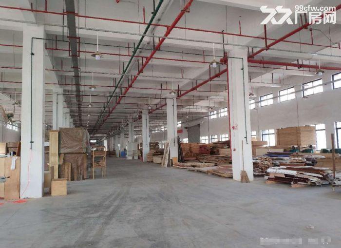 广州白云区一楼标准厂房出租1500方形象好交通便利-图(6)