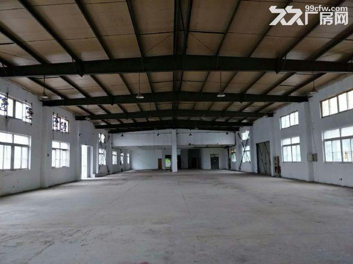 车墩独栋单层厂房2000平米出租104板块位置好-图(1)