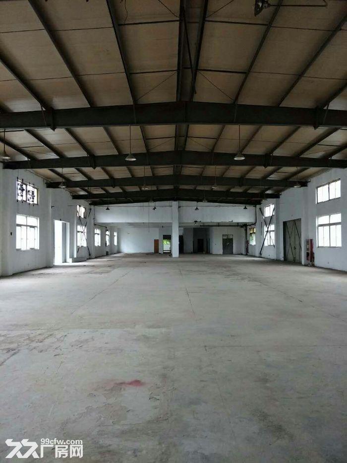 车墩独栋单层厂房2000平米出租104板块位置好-图(2)