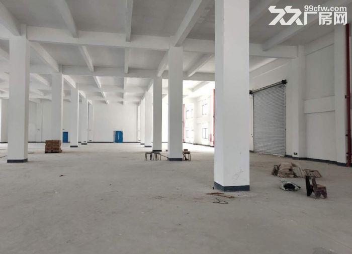 广州增城标准一楼厂房1600平方高6米招租形象好-图(1)
