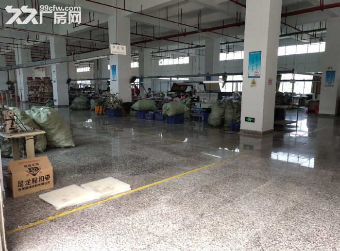 东莞南城标准楼上厂房出租2500方地板金刚砂-图(2)
