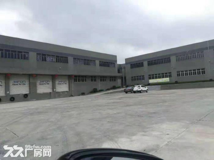 清溪工业园空地大单层标准厂房2200平方出租,12米高-图(1)