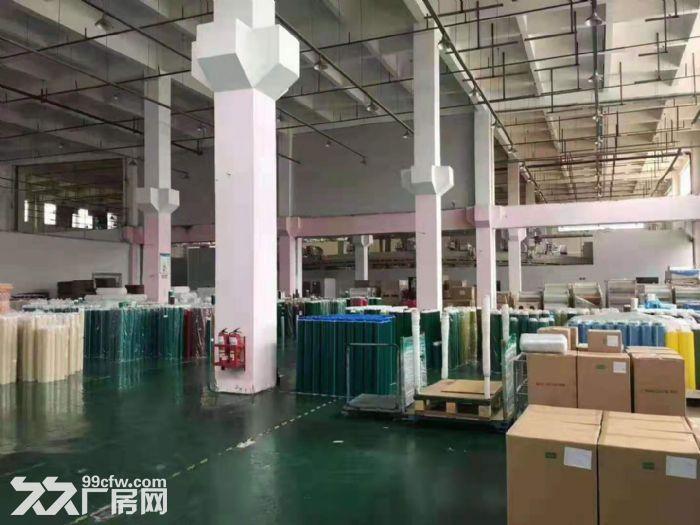 清溪工业园空地大单层标准厂房2200平方出租,12米高-图(2)