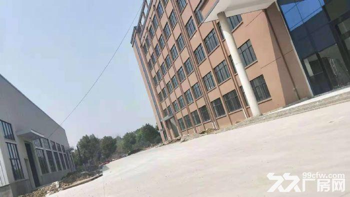 吴江开发区城南2000平米,层高12米,可架行车,租金28元,配电250KV,没-图(1)