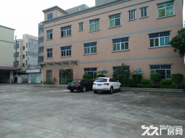 塘厦横塘新出独院2楼厂房850平出租水电办公齐全-图(1)