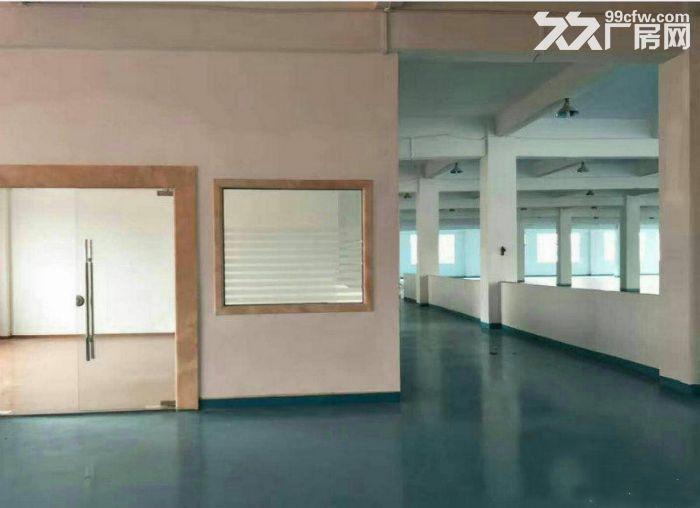 塘厦横塘新出独院2楼厂房850平出租水电办公齐全-图(4)