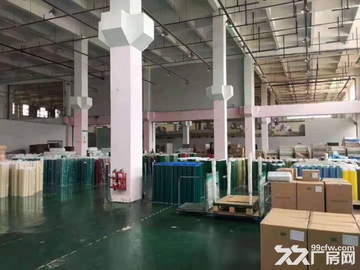 空地超大可办环评清溪厦坭12米高单层厂房出租2200平-图(1)