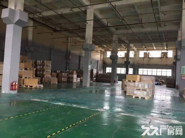 空地超大可办环评清溪厦坭12米高单层厂房出租2200平-图(3)