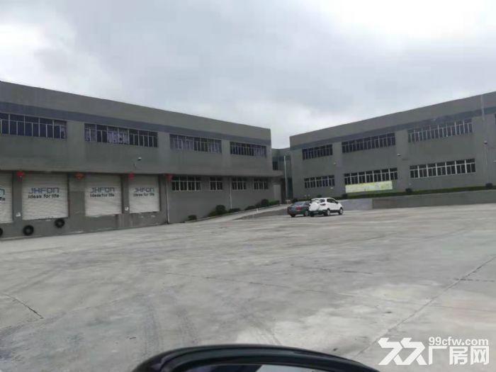 空地超大可办环评清溪厦坭12米高单层厂房出租2200平-图(4)