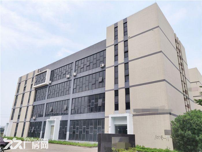 高智能科技园,形象气派,南沙大岗3400平方标准厂房出租-图(4)