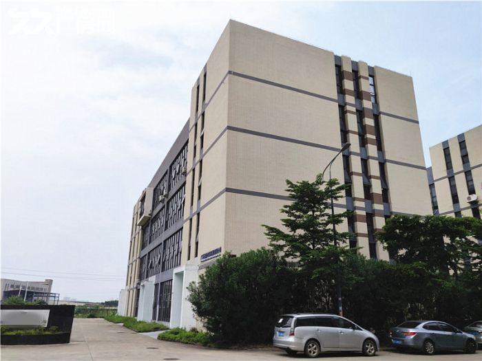 高智能科技园,形象气派,南沙大岗3400平方标准厂房出租-图(6)