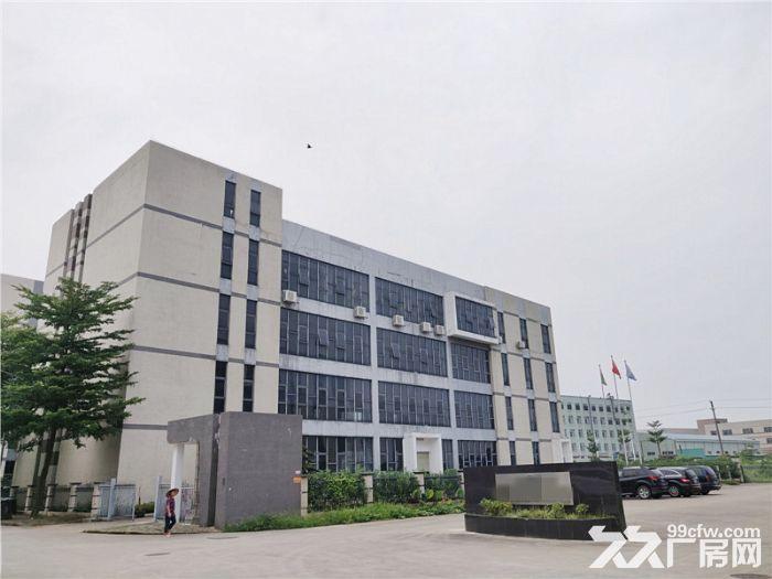 高智能科技园,形象气派,南沙大岗3400平方标准厂房出租-图(7)